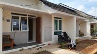 Kementerian PUPR telah menyelesaikan pembangunan rumah khusus (rusus) sebanyak 444 unit, sebagai hunian relokasi masyarakat yang terdampak pembangunan Bendungan Kuningan di Kabupaten Kuningan, Jawa Barat. (Dok. Kementerian PUPR)