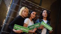Maybelline Indonesia berpartisipasi dalam ajang mode New York Fashion Week untuk suguhkan makeup terkini yang terinspirasi dari kota New York.