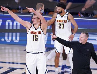 Comeback Epik Atas Clippers, Nuggets Melaju ke Final Wilayah Barat