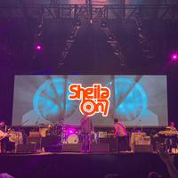 Sheilan on 7 di Festival Big Bang 2019. (Syifa Ismalia/Fimela.com)