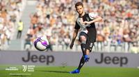 Grafis Gim Pro Evolution Soccer (PES) 2020