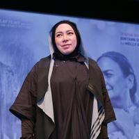 Melly Goeslaw, pengisi soundtrack film Dancing In The Rain. (Nurwahyunan/Fimela.com)