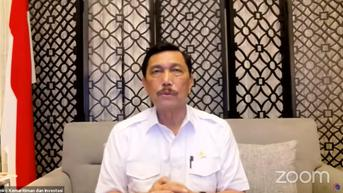Menko Luhut Laporkan Hariz Azhar dan Koordinator KontraS ke Polda Metro Jaya