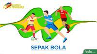 Sea Games 2019 - Cabor - Sepak Bola (Bola.com/Adreanus Titus)