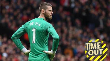 Berita video time out yang membahas tentang beberapa penyebab kembali menurunnya performa Manchester United.