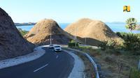 Pembangunan Jalan Lingkar Utara Flores (Dok: PUPR)