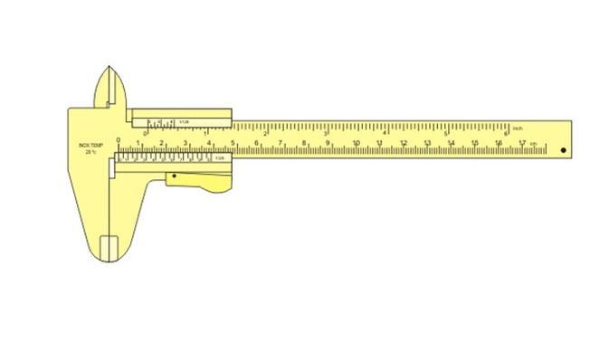 Cara Membaca Jangka Sorong dan Mikrometer Sekrup yang ...