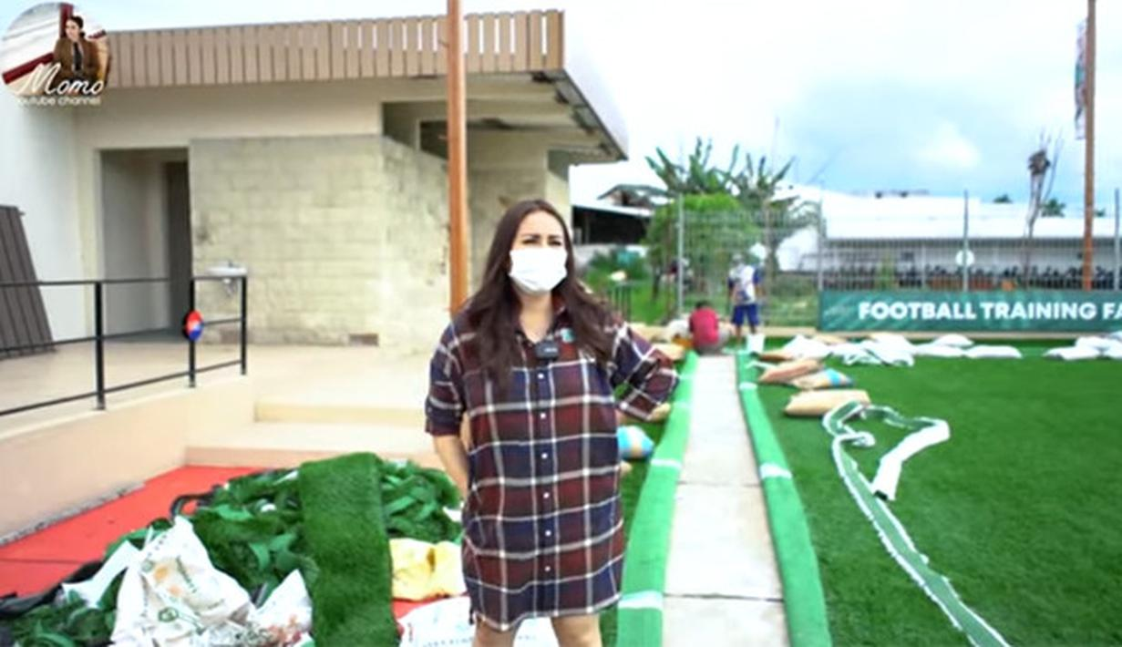Momo Geisha (Youtube/Momo Youtube Channel)