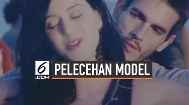 Katy Perry dituduh melecehkan seorang model video musik bernama Josh Kloss. Kloss adalah model dalam video musik Teenage Dream.