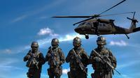 Ilustrasi militer (Pixabay)