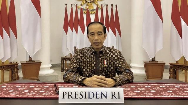 Presiden Joko Widodo (Jokowi). (Biro Pers, Media dan Informasi (BPMI) Sekretariat Presiden)