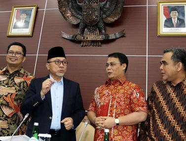 MPR Bahas Tata Tertib Pimpinan Periode 2019-2024