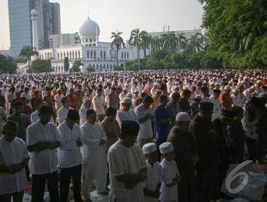Masjid Al Azhar Jakarta Salat Idul Adha Hari Ini