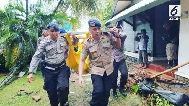 Data jumlah korban tsunami Selat Sunda terus bertambah. Jumlah korban jiwa mencapai 373 orang.
