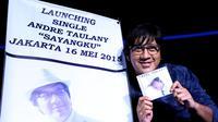 Andre Taulany (Wimbarsana/Bintang.com)