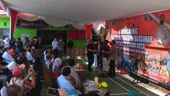Cara Polisi di Bogor Bina Residivis Narkoba Lewat Kampung Tangguh
