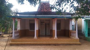 rumah tradisional madura