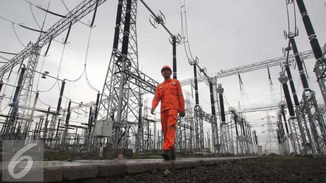 Progress Pembangunan Pembangkit Listrik 35.000 MW untuk Indonesia
