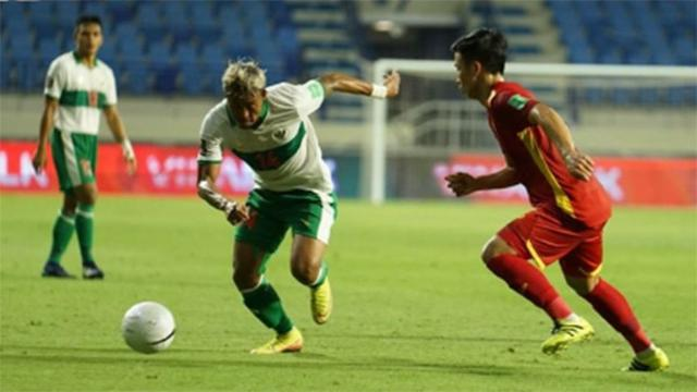 Vietnam vs Indonesia2_Kualifikasi Piala Dunia 2022