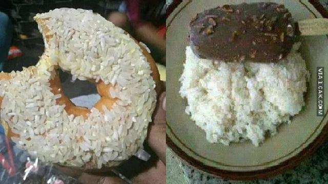 7 Kombinasi Makanan Absurd Ala Orang Indonesia Bikin Enggak Nafsu