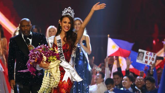 Miss Filipina, Catriona Gray
