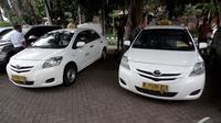 Menurut Pihak Taksi Express telah terjadi pembunuhan karakter terhadap perusahaan taksi milik mereka. Taksi Express merasa menjadi korban dari aksi kejahatan yang telah terjadi di daerah Kuningan dan SCBD ini, Jakarta, Kamis (4/12/2014). (Liputan6.com/Joh