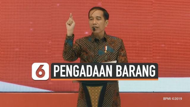 Presiden Joko Widodo (Jokowi) menegaskan jika kebijakan pengadaan barang dan jasa pemerintah tak hanya berbicara soal kemudahan sistem pengadaan dan peningkatan transparansi semata.