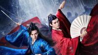Poster serial Word of Honor. (Foto: Dok. Youku/ IMDb)