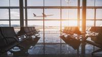 Ilustrasi bandara. (iStockphoto)