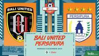 Shopee Liga 1 - Bali United Vs Persipura Jayapura (Bola.com/Adreanus Titus)