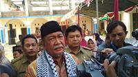 Wakil Gubernur Jawa Barat, Deddy Mizwar pastikan akan membangun jembatan gantung pekan depan. Foto: (Panji Pryaitno/Liputan6.com)
