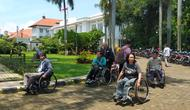 Ilustrasi tempat wisata aksesibel bagi disabilitas. (Foto: Ade Nasihudin/Liputan6.com)