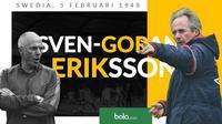 Piala AFF Pelatih Sven-Goran Eriksson (Bola.com/Adreanus Titus)