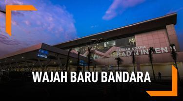 Ini Keistimewaan Bandara Raden Inten II