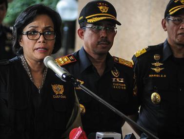 20160930- Sri Mulyani  Umumkan Tarif Cukai Rokok 2017-Jakarta- Faizal Fanani