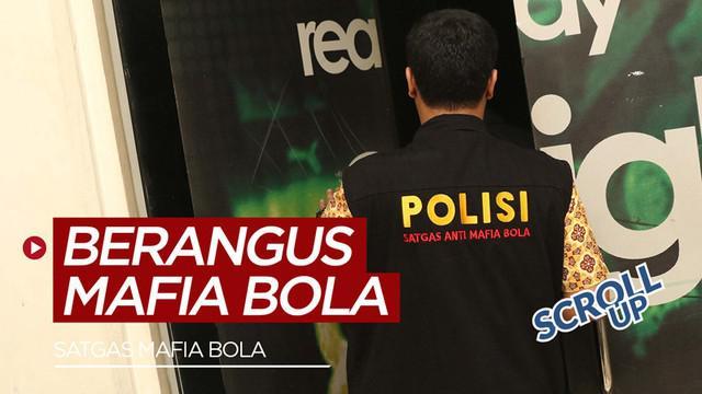 Berita video Scroll Up Menpora dan Polisi membentuk Satgas Anti Mafia Bola, Jelang persiapan piala dunia U-20 pada tahun 2021.