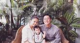 Putri Titian dan Junior Liem