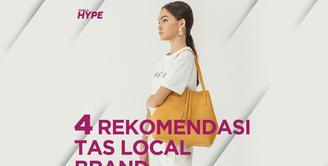 Tas buatan lokal ini nggak kalah stylish dengan brand impor, harga yang terjangkau cocok untuk kamu beli. Yuk simak video berikut ini!