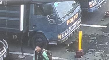 Pelaku  Bom Bunuh Diri di Medan