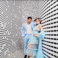 Jessica Iskandar dan Richard Kyle (Foto: Instagram/@inijedar)