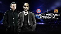 Prediksi Bayern Muenchen Vs Barcelona (Liputan6.com/Andri Wiranuari)