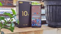 Boks penjualan Xiaomi Mi 10T Pro (Liputan6.com/Agustinus M.Damar)