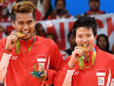 Foto: 7 Medali Emas Bulu Tangkis Indonesia pada Ajang Olimpiade, Berharap Tambah di Olimpiade Tokyo 2020