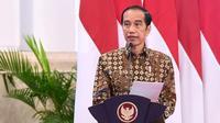 Presiden Jokowi. (Foto: Instagram @jokowi)