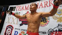 Atlet MMA Indonesia Adrian Mattheis. (foto: istimewa)