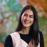 Paula Verhoeven. (Deki Prayoga/Fimela.com)