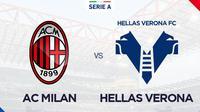 Serie A - AC Milan Vs Hellas Verona (Bola.com/Adreanus Titus)
