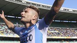 2. Ciro Immobile (Lazio) - 8 Gol (2 Penalti). (AP/Filippo Venezia)