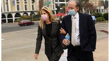 Bill dan Sue Gross. Foto: AFP