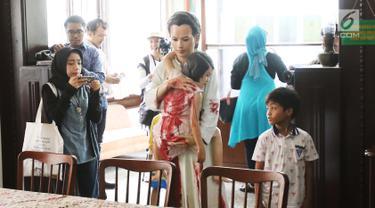 Peringati Peristiwa G30S, Bekas Rumah AH Nasution Diserbu Warga